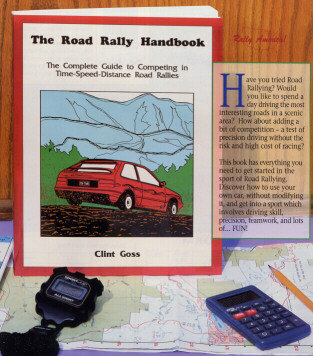 The Road Rally Handbook